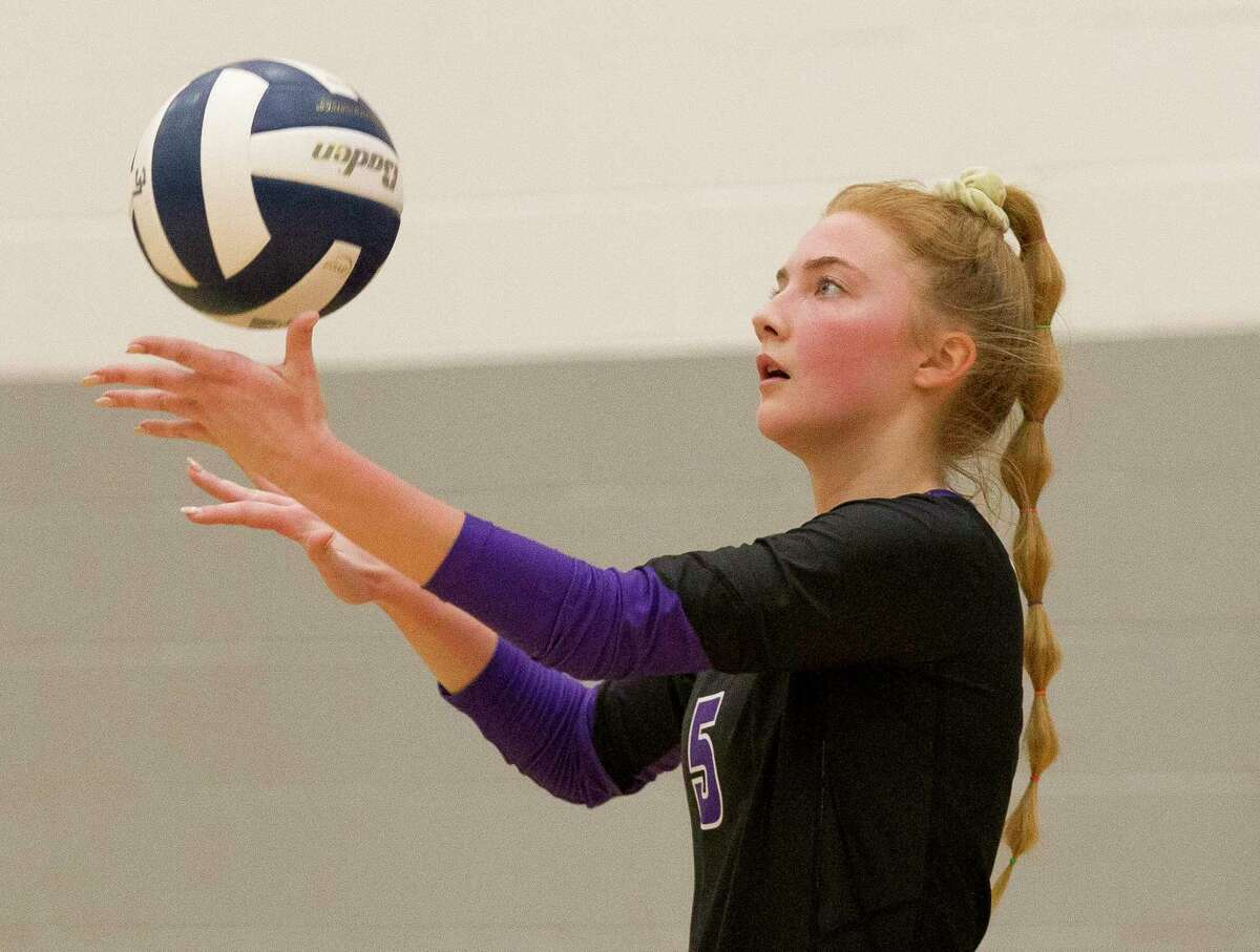 Willis junior Taylor Thomas is one of the top returning players for the Ladykats this season.