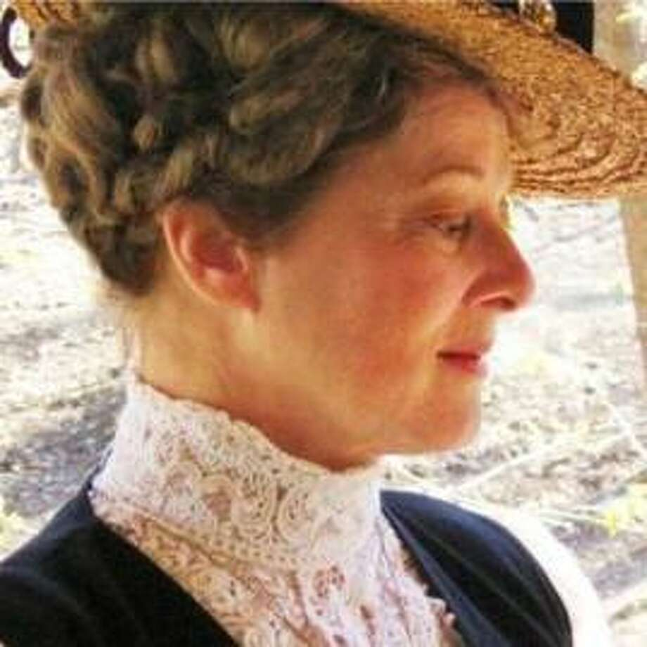 Carrie Chapman Catt (Suffragist and founder of League of Women Voters) will be played by American Theater Guild's Historical Interpreter Pat Jordan. Photo: Contributed / The League Of Women Voters Of Ridgefield