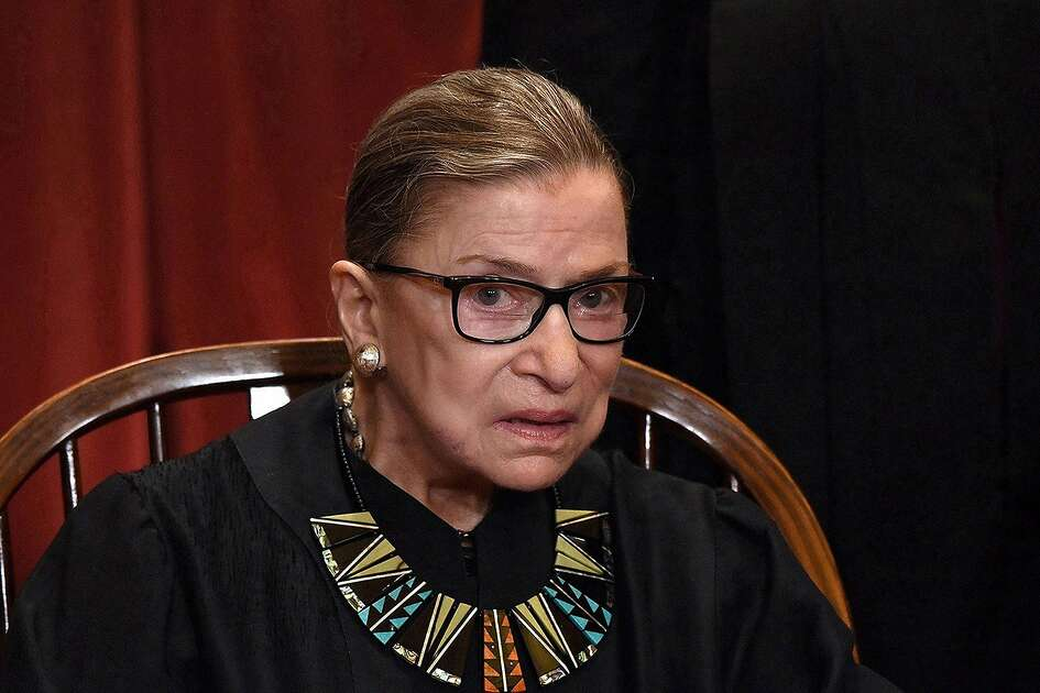Supreme Court Justice Ruth Bader Ginsburg. (Olivier Douliery/Abaca Press/TNS)