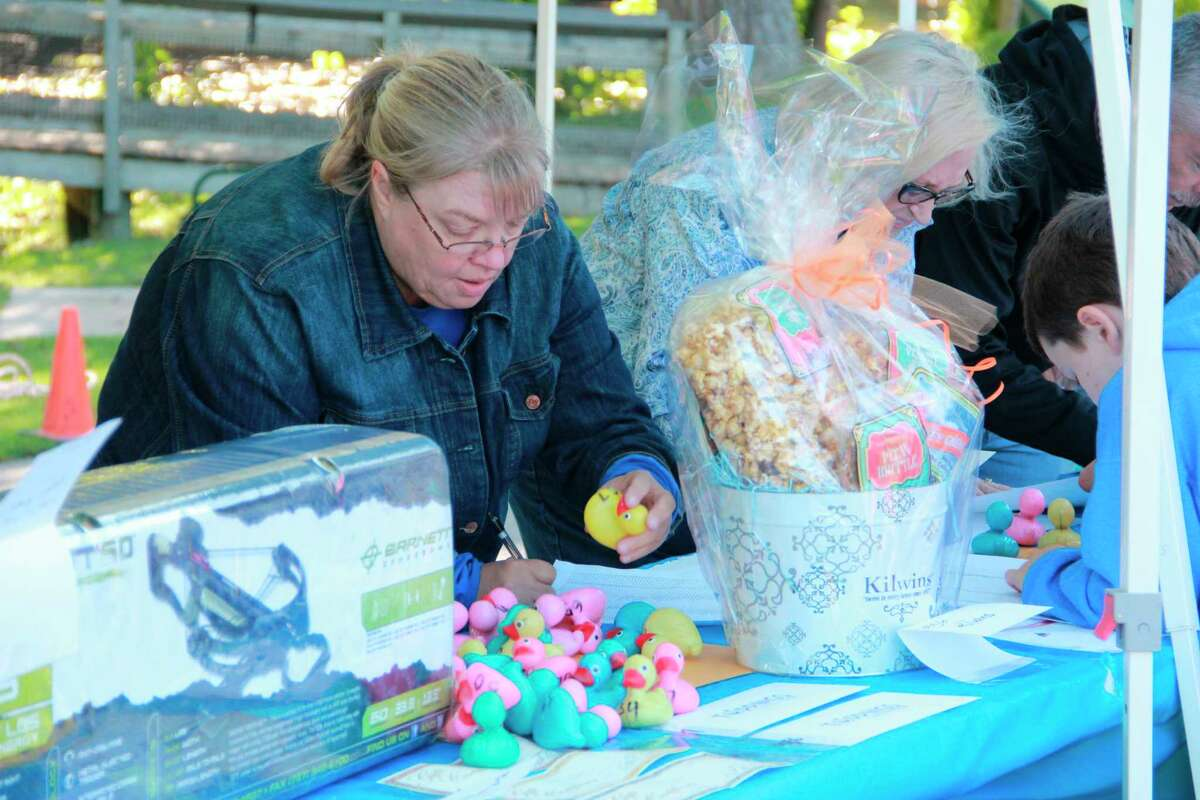 For a chance to win cash prizes, gift baskets and more, residents may visit the following locations to purchase a duck for the race: Three Girls Bakery, The Moose Lodge - Reed City, American Legion Post/AM Vets - Big Rapids, Old Pioneer Store & Emporium, The Pie wHole, and The Yellow Window. (Pioneer file photo)