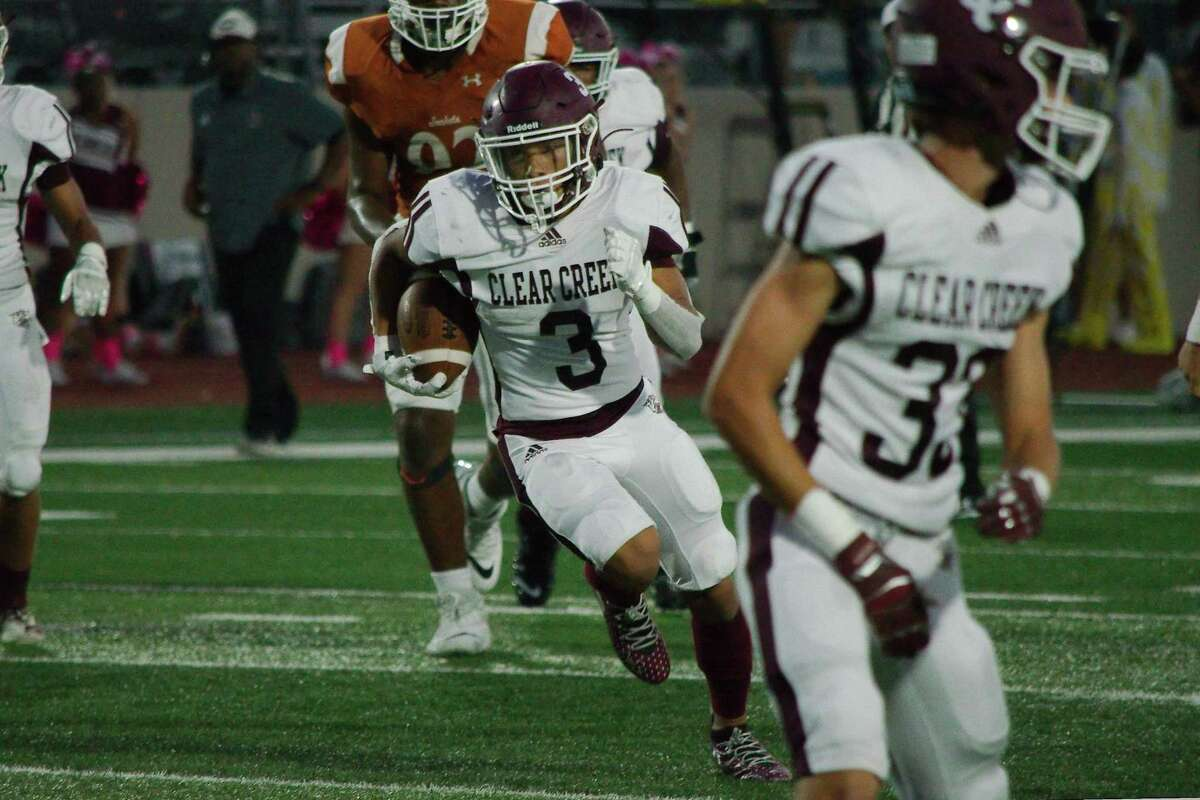 Clear Creek and all other CCISD high schools will play their home football games at Challenger Columbia Stadium.