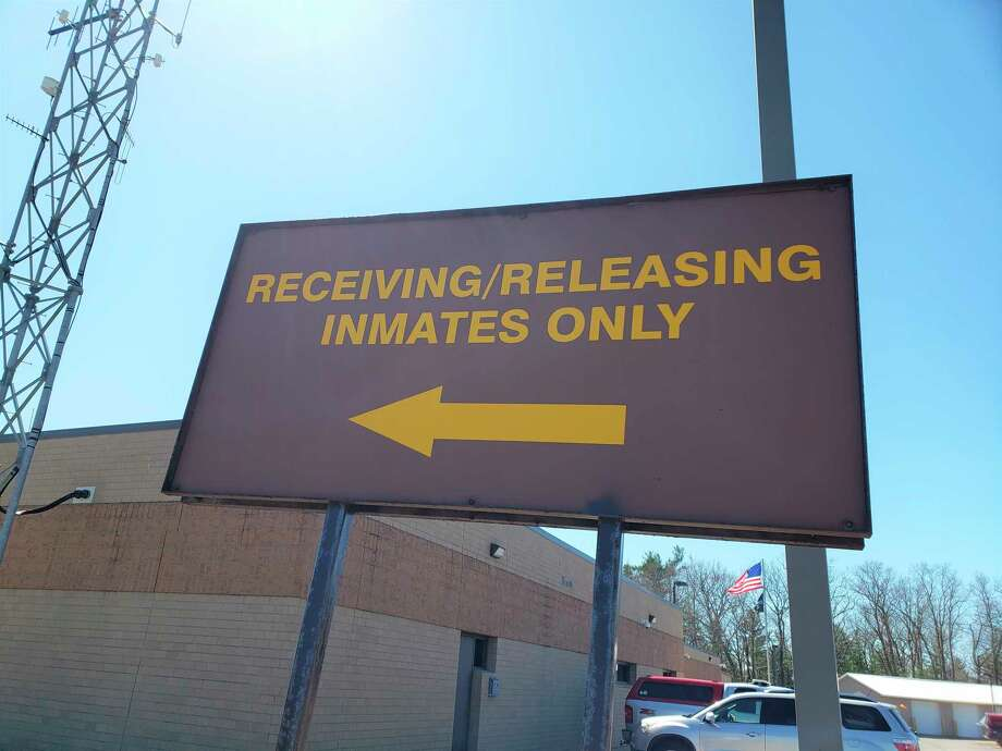 Manistee County Jail may see two cells transformed in a way to help prevent the spread of COVID-19 and other diseases that can be spread through the air.(File photo)