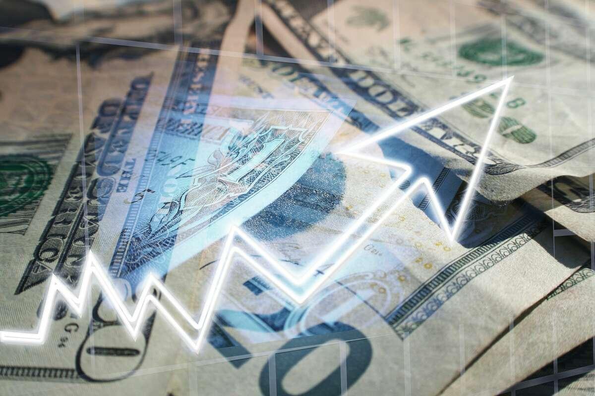 Business & Finance Profits Concept High Quality Stock Photo