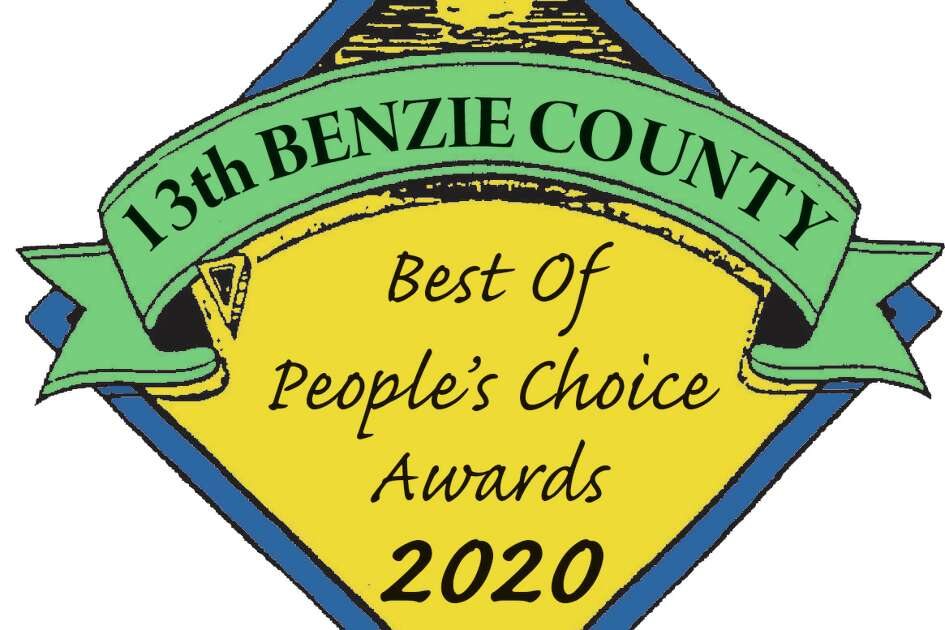 The 13th annual Benzie County Best Of People's Choice Awards is underway.