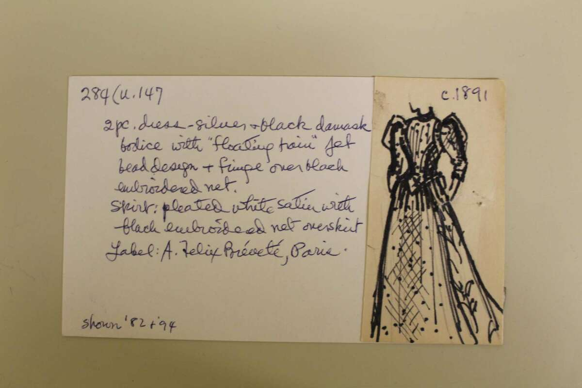 The Museum of Darien plans to honor longtime costume curator Babs White by naming the costume collection in her honor.