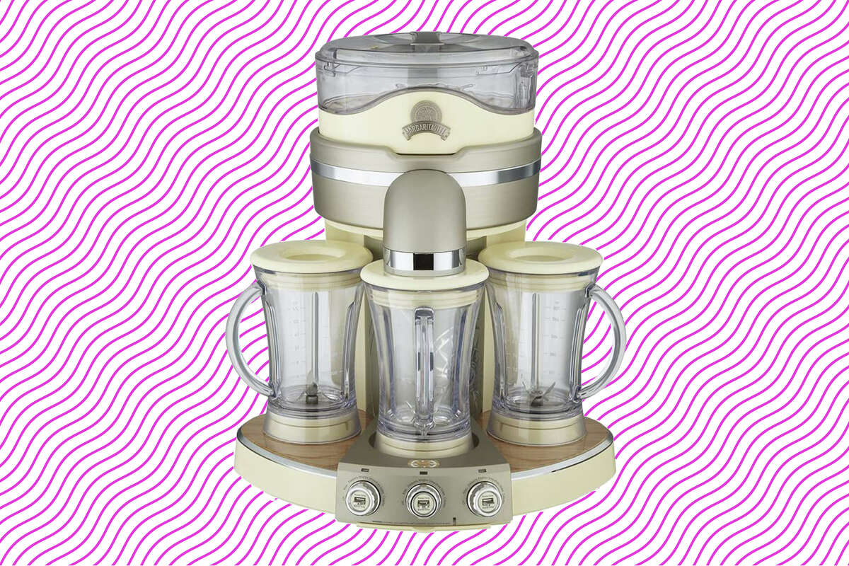 The Margaritaville Tahiti Frozen Concoction Maker is down to $319.99 at Amazon, and it is strangely worth every penny.