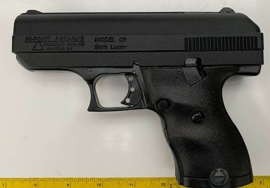 """Monday  @TSA  officers MidlandAirport  discovered two guns in separate incidents. M-S firearms are prohibited. Check your bags & avoid fines before entering security screening area. #knowbeforeyougo #nogunzone"" Photo: TSA_SouthWest/Twitter"