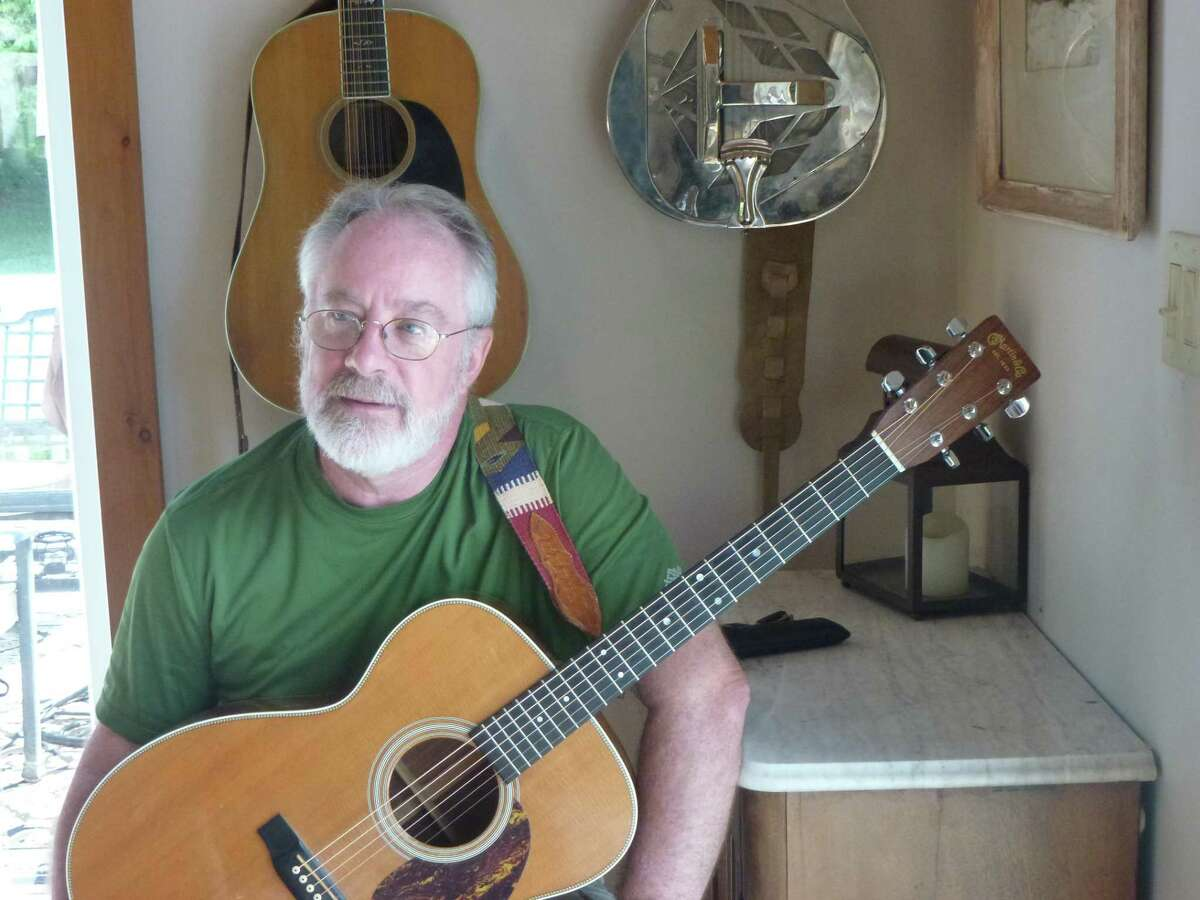 """Vance Cannon of Canaan will kick off Kent Memorial Library's """"Virtual Music Access"""" series Sept. 4 at 7 p.m."""