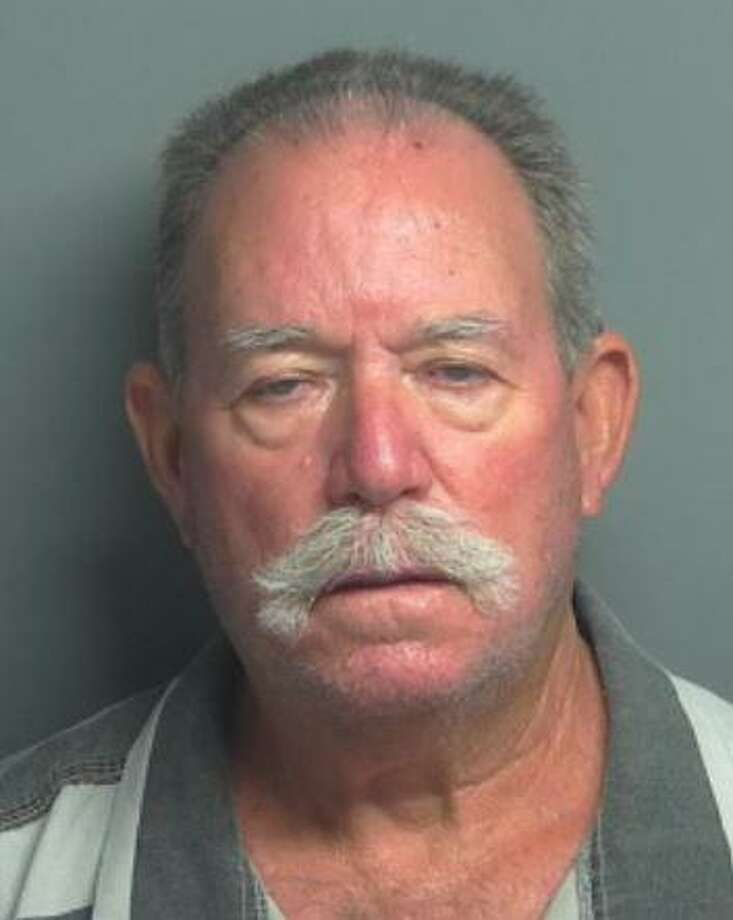 William K. Guins, 68, of The Woodlands, is being charged with indecent exposure, a Class B misdemeanor. Photo: Courtesy Of The Montgomery County Precinct 1 Constable's Office