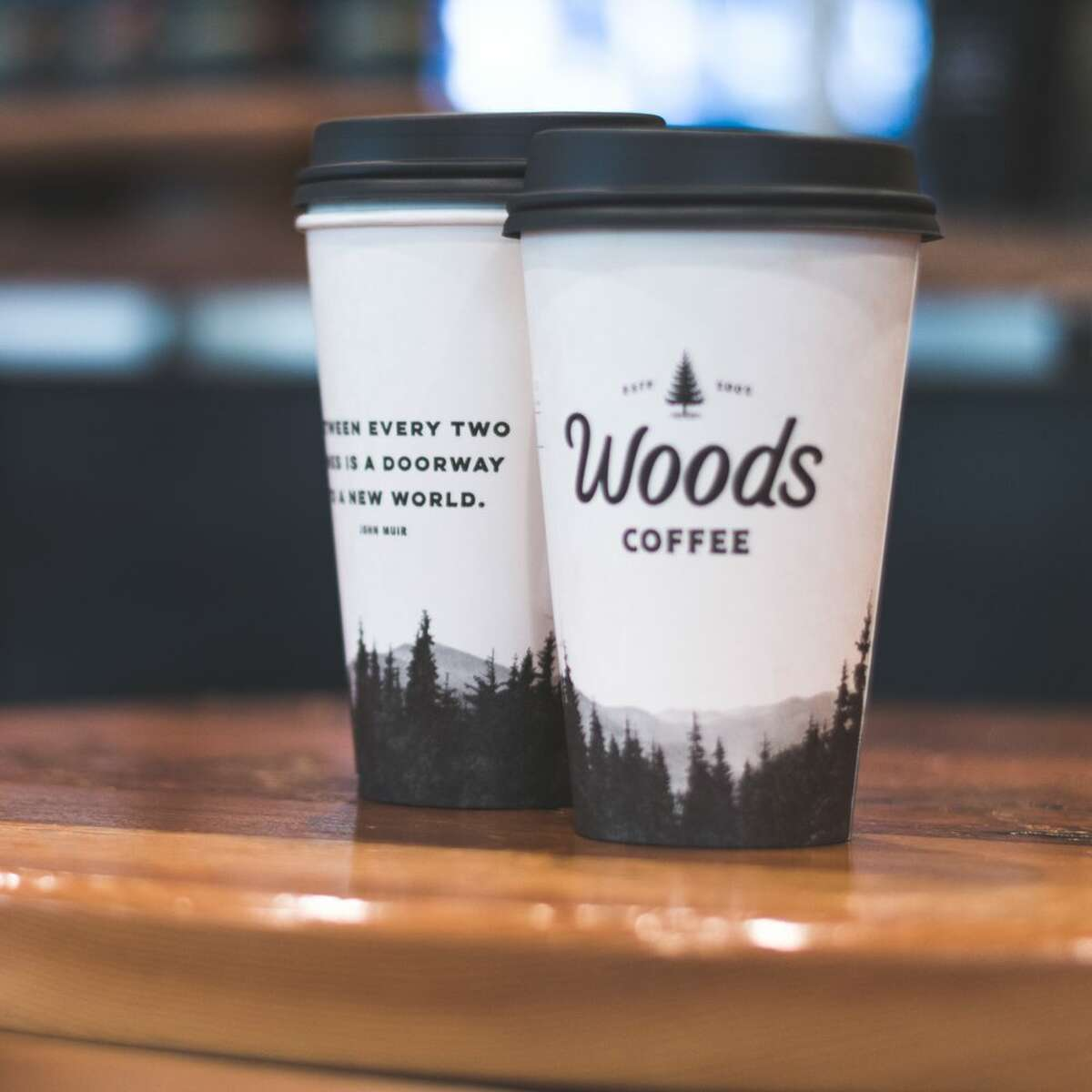 Woods Coffee was established in 2002 by the Herman family of Lynden, Washington. After six months, they opened their second store in the same town, andnow has Woods Coffee locations throughout the Pacific Northwest, located in Whatcom County, Skagit County, and King County. On the Eastside, you can nab their lightly sweetened PSL without straying too far from town.