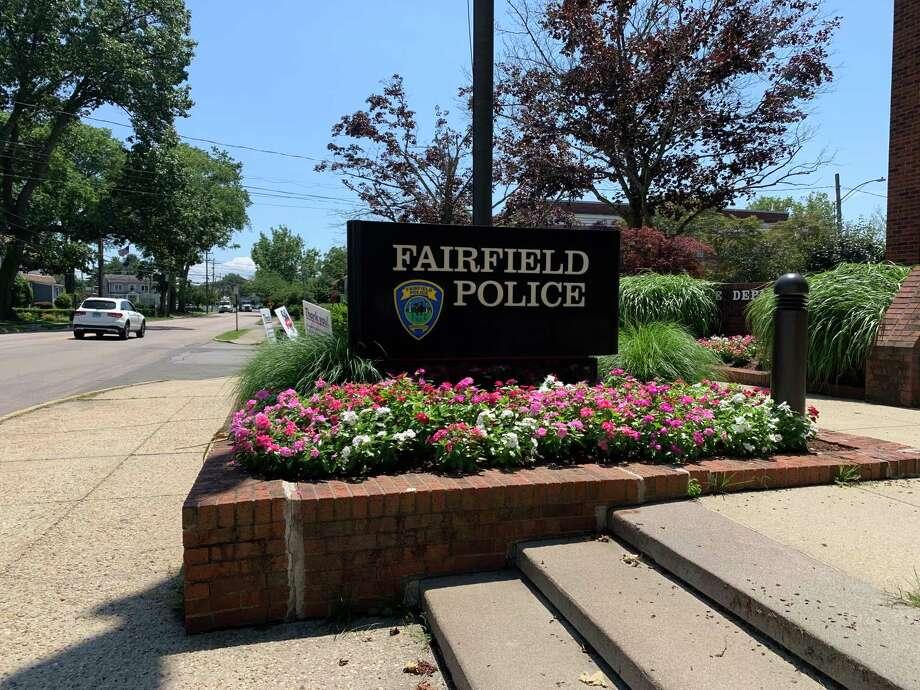 The Fairfield Police Department Headquarters on Reef Road. Photo: / Josh LaBella