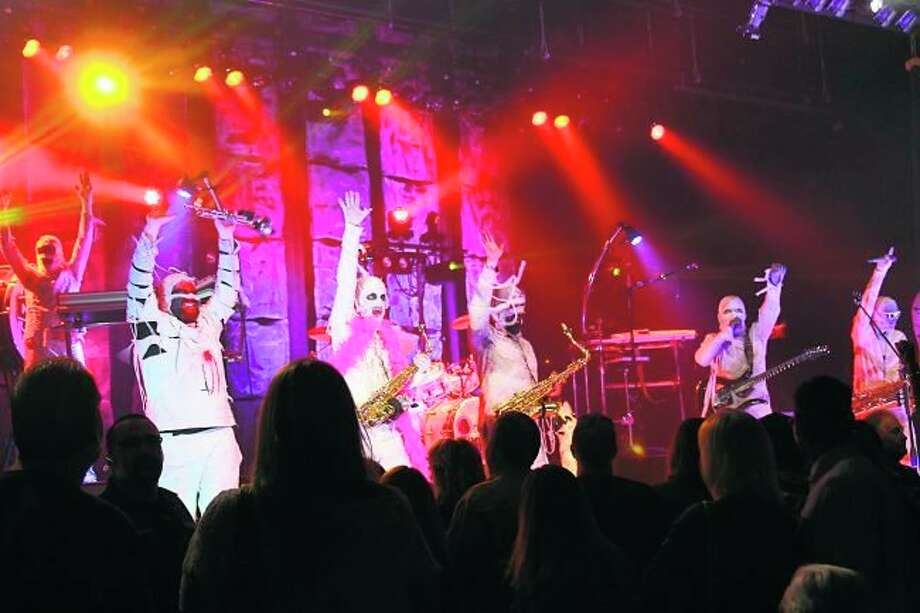 Here Come the Mummies will be the featured performers of LaborFest 2021. Salt City Rock and Blues will be holding a virtual Laborfest on Sept. 5in order to showcase the bands performing at next year's LaborFest. (File photo)