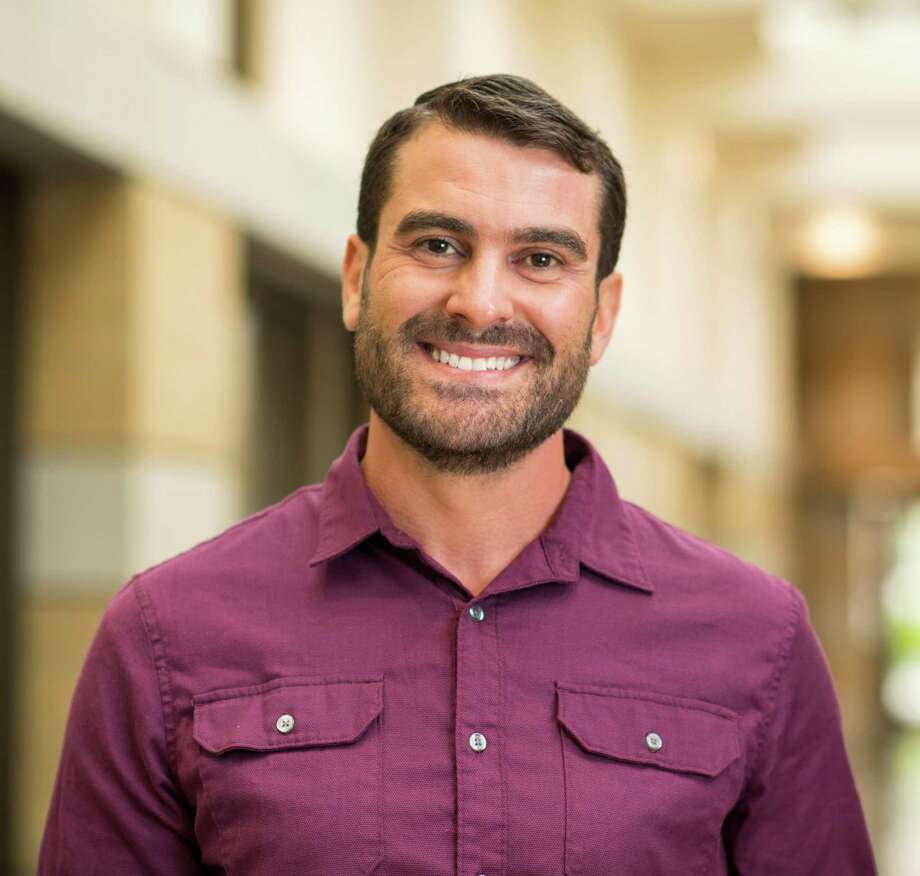 """Marcos Scauso, of Hamden, assistant professor of political science at Quinnipiac University, has written a new book titled, """"Intersectional Decoloniality: Re-imagining IR and the Problem of Difference."""" Photo: Quinnipiac University / Contributed Photo"""