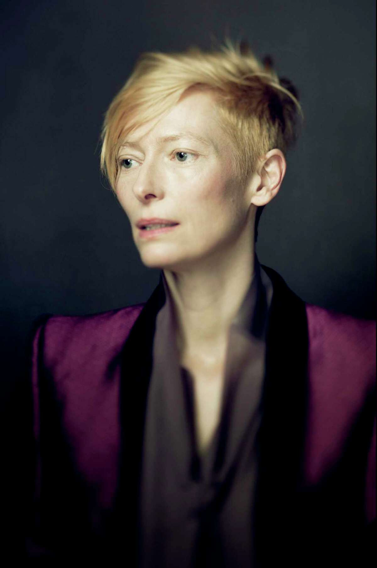 Tilda Swinton in New York, Nov. 28, 2011. Although she has an Oscar and indie cred, Swinton, who is currently in New York to promote her latest movie,