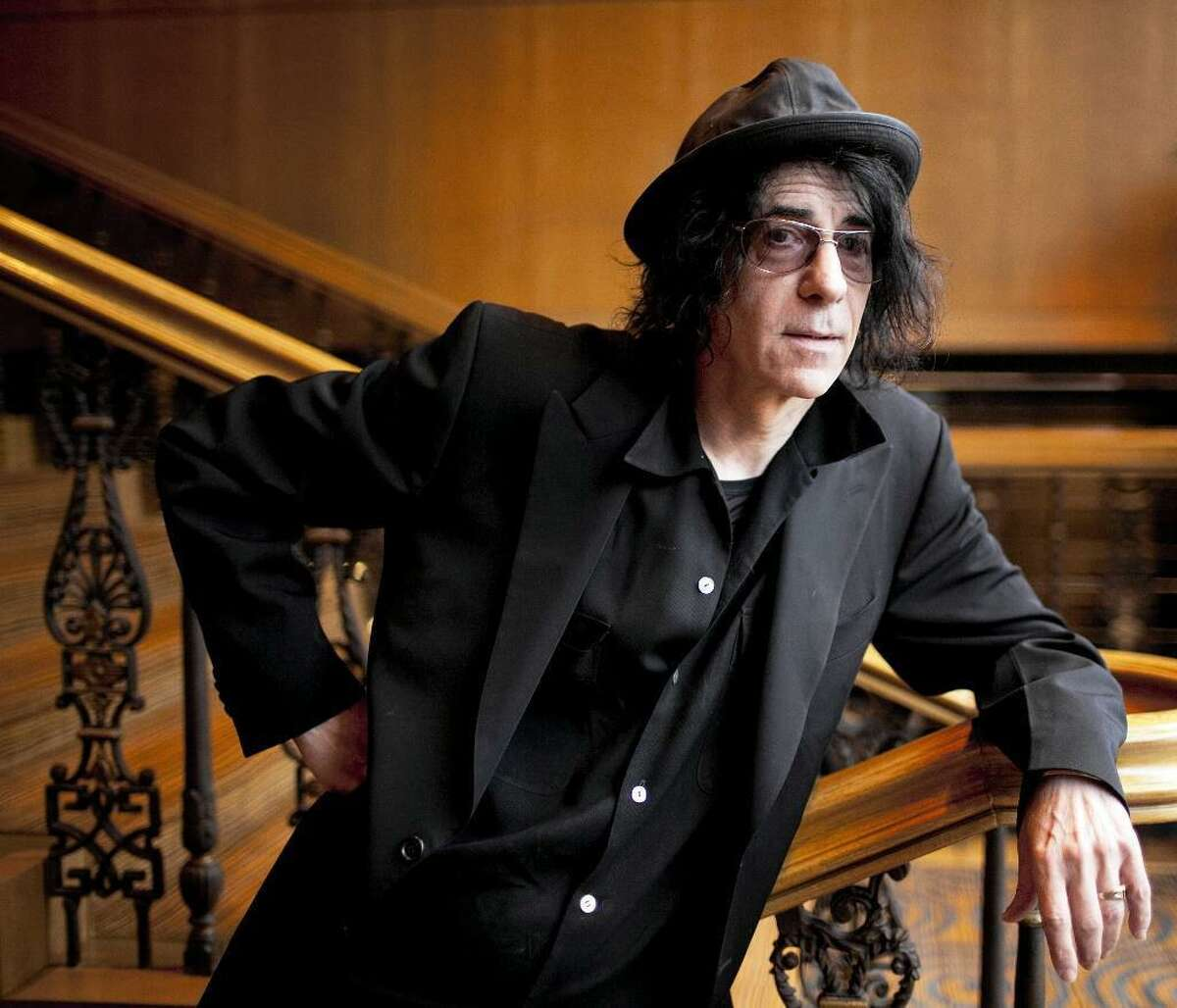 Singer Peter Wolf is scheduled to perform Oct. 16 at Infinity Hall in Norfolk.