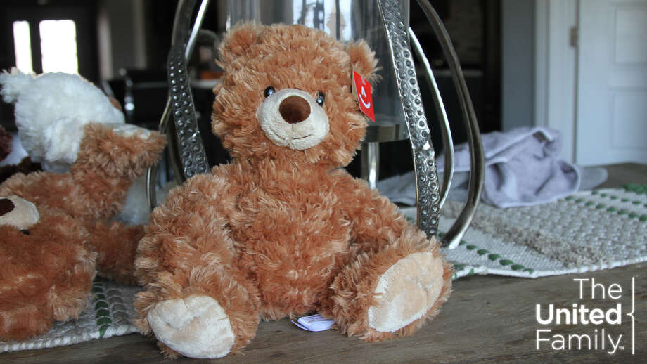 National Teddy Bear Day Photo: Provided By The United Family