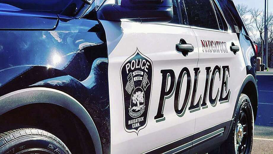 A file photo of a Naugatuck, Conn., police cruiser. Photo: Contributed Photo / Naugatuck Police Department