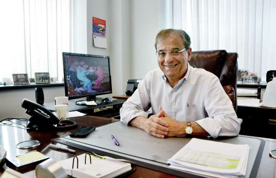 Joe Carbone, CEO of The Workplace. Photo: File Photo / Connecticut Post Freelance