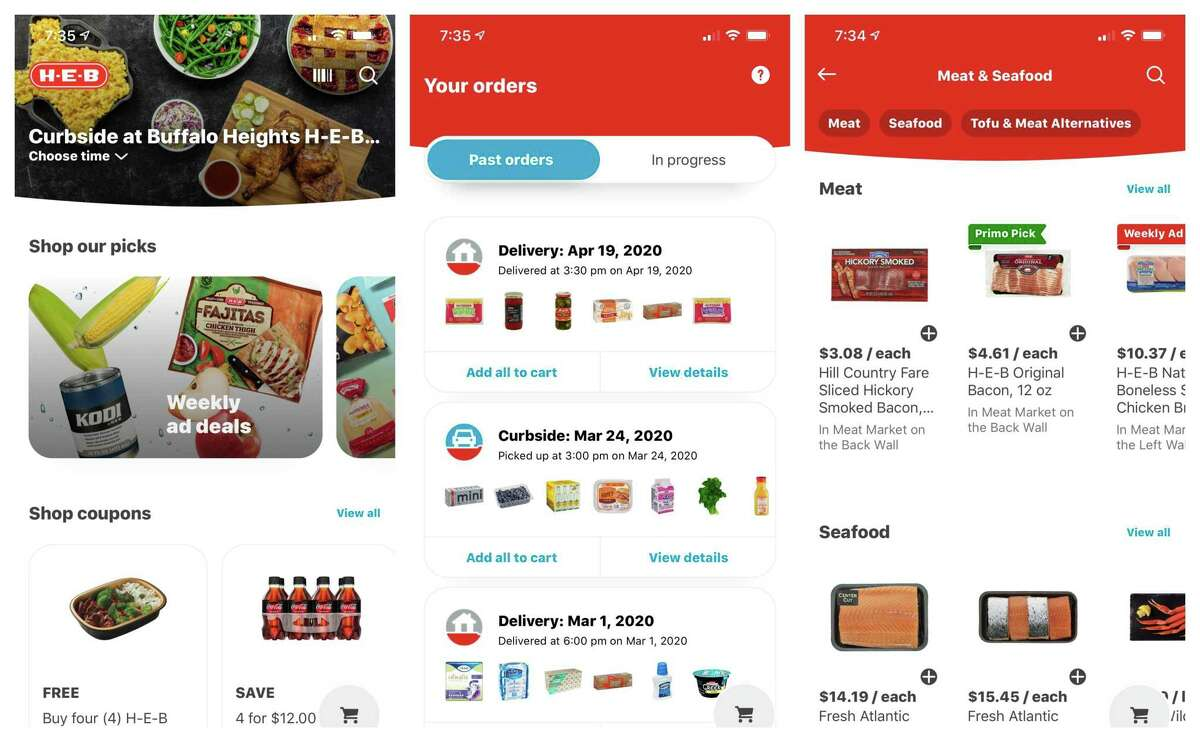 H-E-B's redesigned app has been cited as a success story in a Wednesday, Sept. 2, 2020, blog post by Apple, which is fending off a rebellion among some of its highest-profile developers over App Store rules.