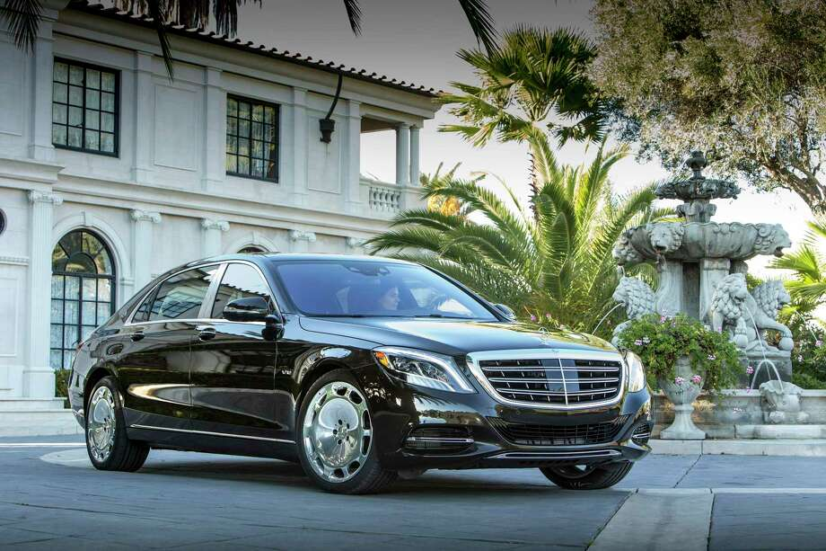 Mercedes-Benz is considering adding its ultra-luxury Maybach marque to its list of electric vehicle offerings. Photo: Mercedes-Benz / Wieck / ? 2015 Mercedes-Benz