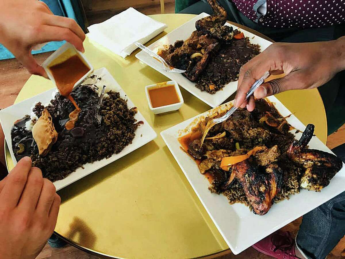 Ethno Caribbean Cuisine restaurant opened its doors to customers on Aug. 16, 2020 at 73-75 Main St. Norwalk. For now, in the time of the cornonavirus pandemic, he is