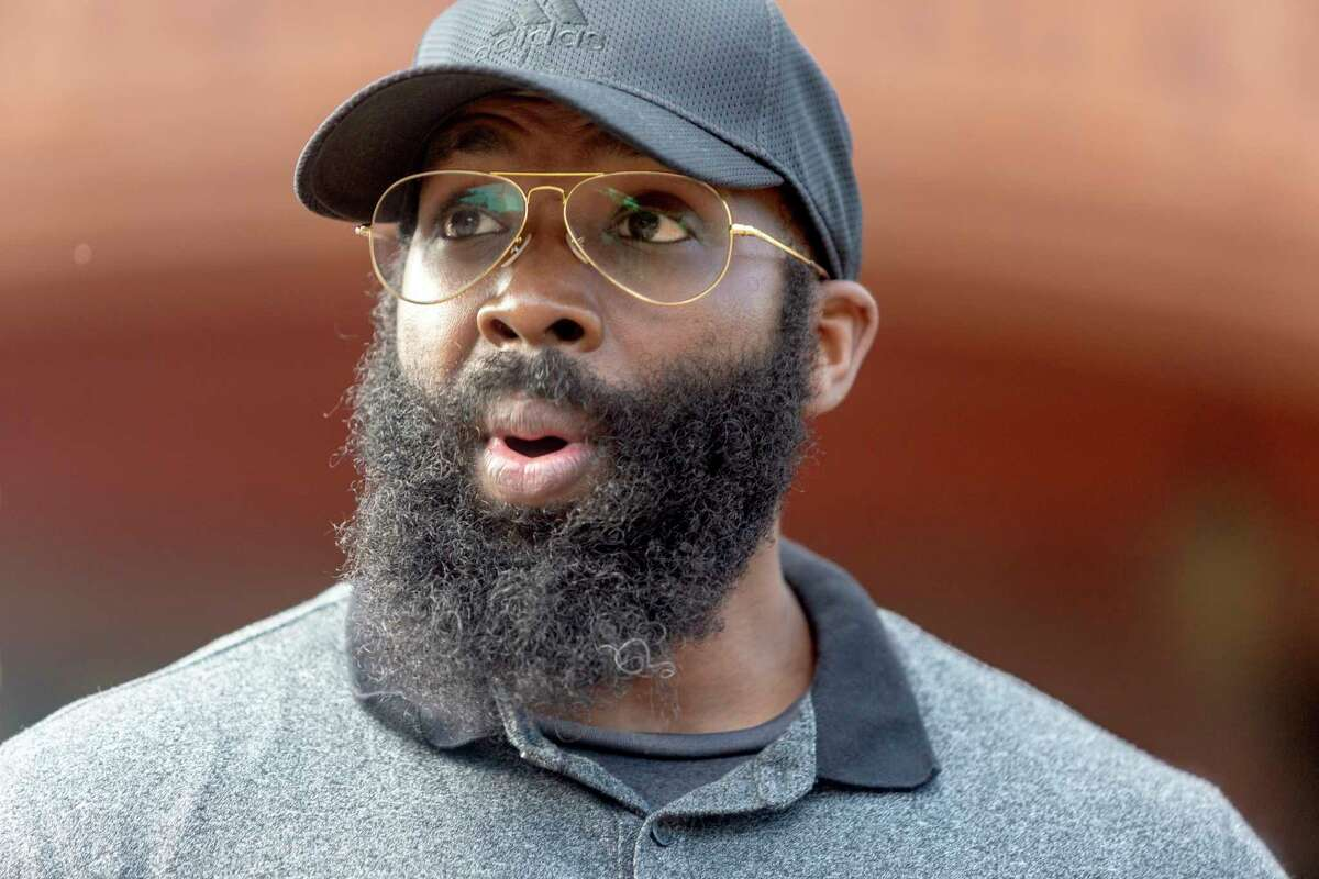 September 2 Ometu said he felt like officers were racially profiling when they stopped him during an afternoon jog on Aug. 25. He said he refused to provide them his name because he had not committed a crime and knew he was not required by law to do so.