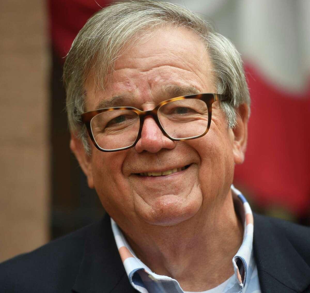 State Historian Walter W. Woodward.