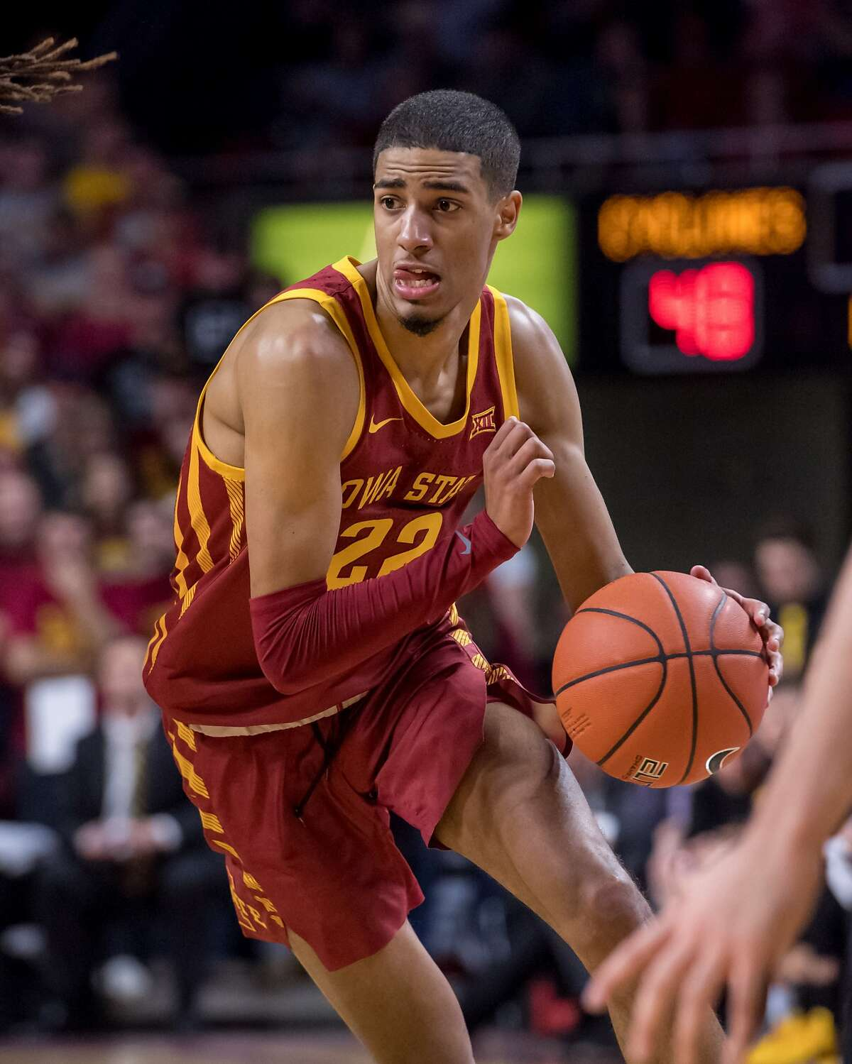 Tyrese Haliburton needed only two seasons at Iowa State to go from little-known recruit to likely NBA lottery pick.