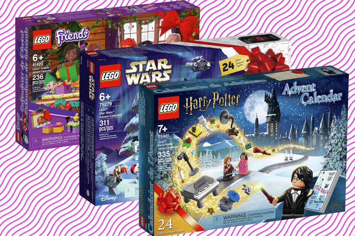 LEGO Star Wars Advent Calendar 75279for $29.97 at Walmart LEGO Harry Potter Advent Calendar 75981for $29.97 at Walmart LEGO City Advent Calendar 60268for $19.97 at Walmart LEGO Friends Advent Calendar 41420for $19.97 at Walmart