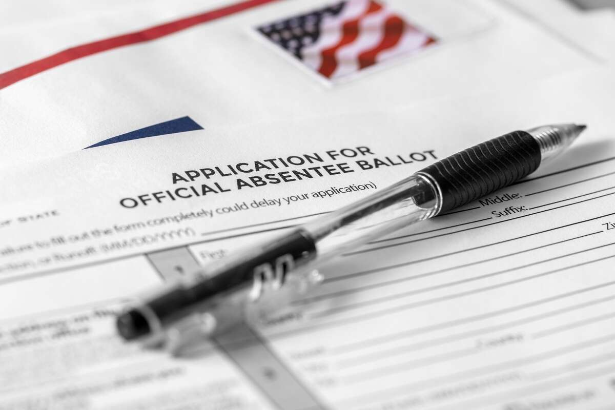 An unparalleled volume of absentee ballots are being filed for this year's general election, which is Nov. 3.
