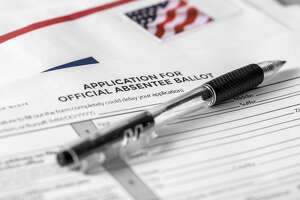 USA president, state, or local absentee voting ballot applications
