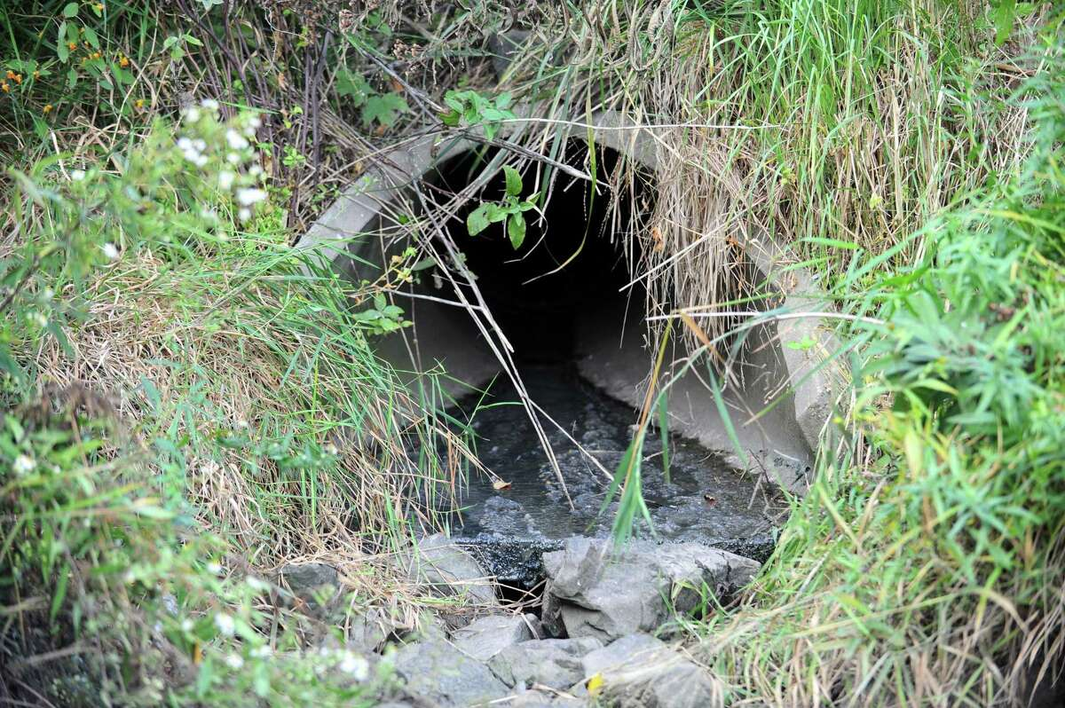 Norwich Public Utilities is offering a reward to catch those who have illegally dumped