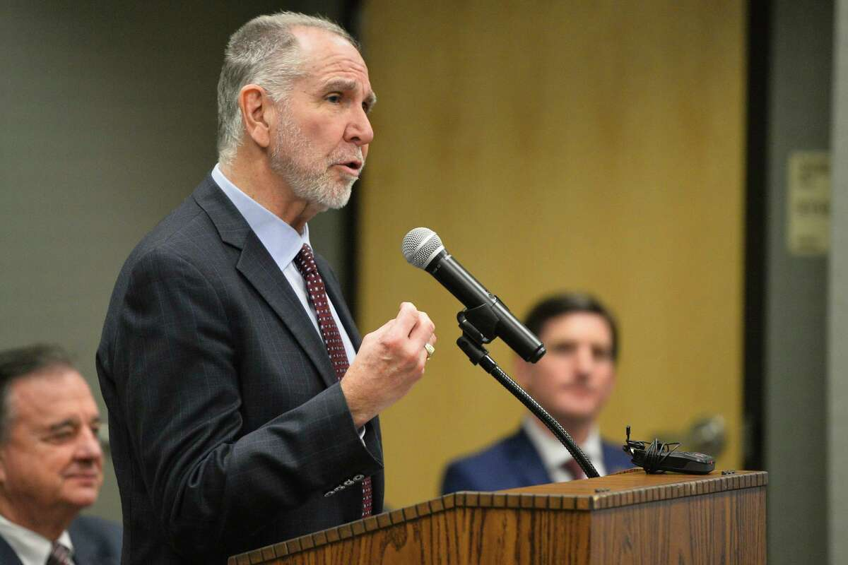 Texas A&M University President Michael Young announced Wednesday that he will retire in the spring and serve as a faculty member in the university's government and law schools.