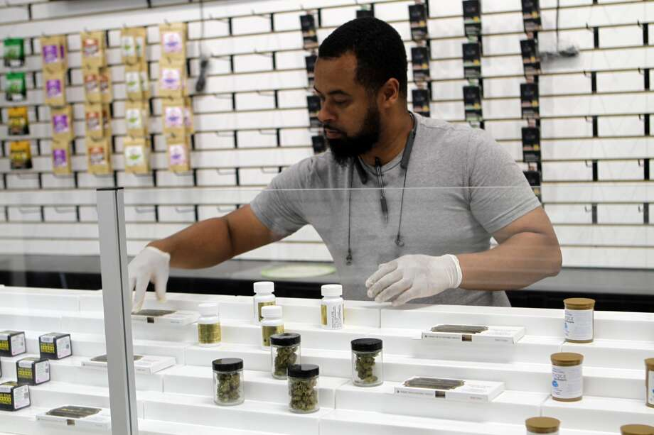 Beginning Friday, Premiere Provisions will be offering adult-use recreational marijuana sales. Customers will be able to shop their new selection during their Labor Day Grand Opening. Photo: Pioneer Photo/Bradley Massman