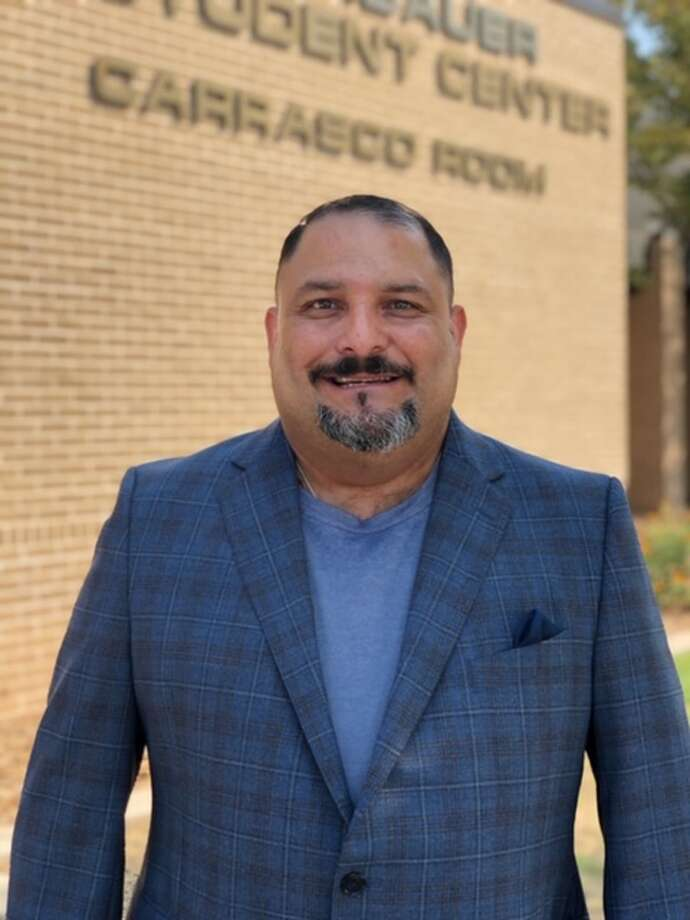 Adrian Carrasco is one of three people on the ballot of Midland College, Place 7. Photo: Courtesy Photo