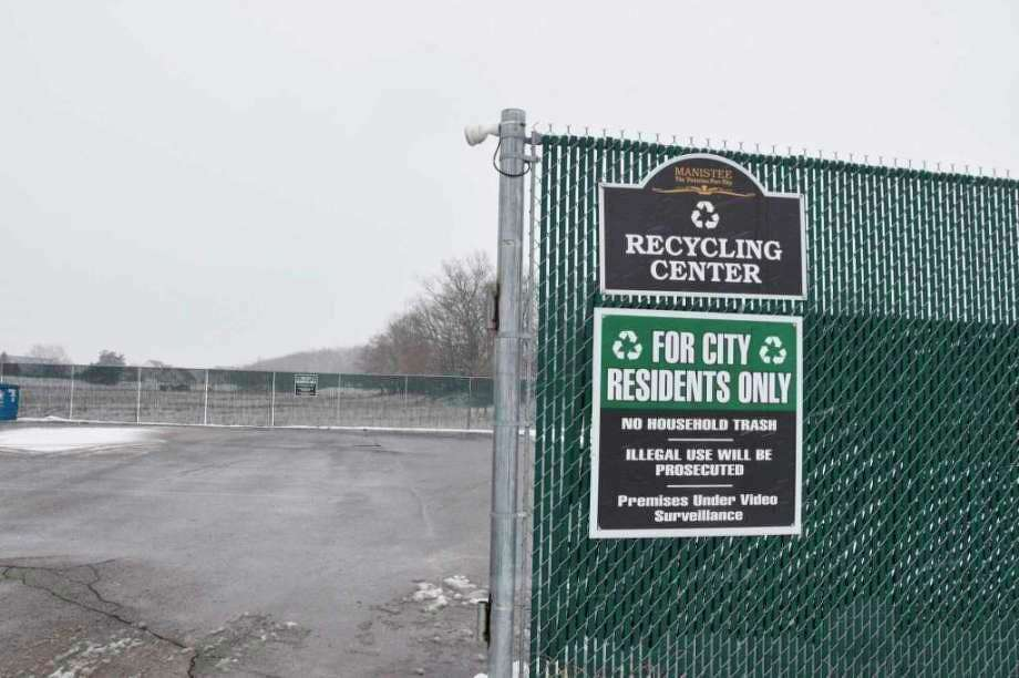 The Manistee Recycling Center on Glocheski Drive was moved to the new Manistee Catholic Central facility on 12th Street in February. Now, theGlocheski Drivesite is being pitched as a new marijuana grow operation site. (File photo)
