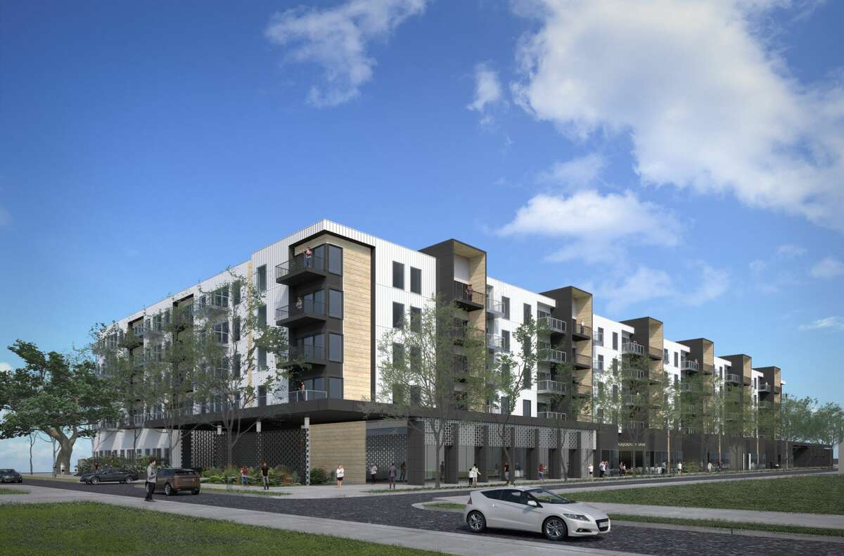 Marquette Cos. is planning a five-story apartment complex in the Near Northside.