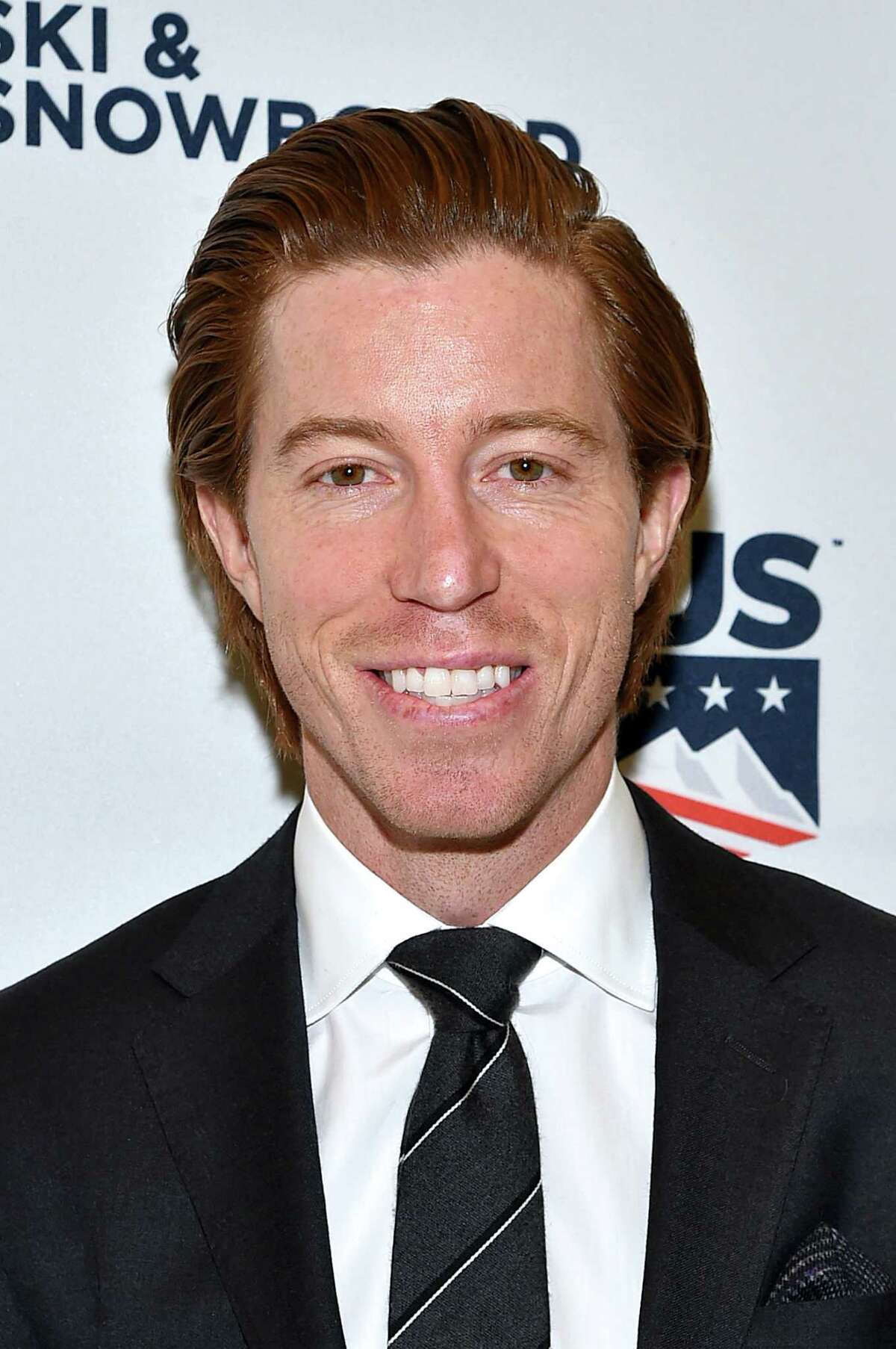 NEW YORK, NEW YORK - OCTOBER 25: Shaun White attends the Gold Medal Gala at The Ziegfeld Ballroom on October 25, 2018 in New York City. (Photo by Mike Coppola/Getty Images)