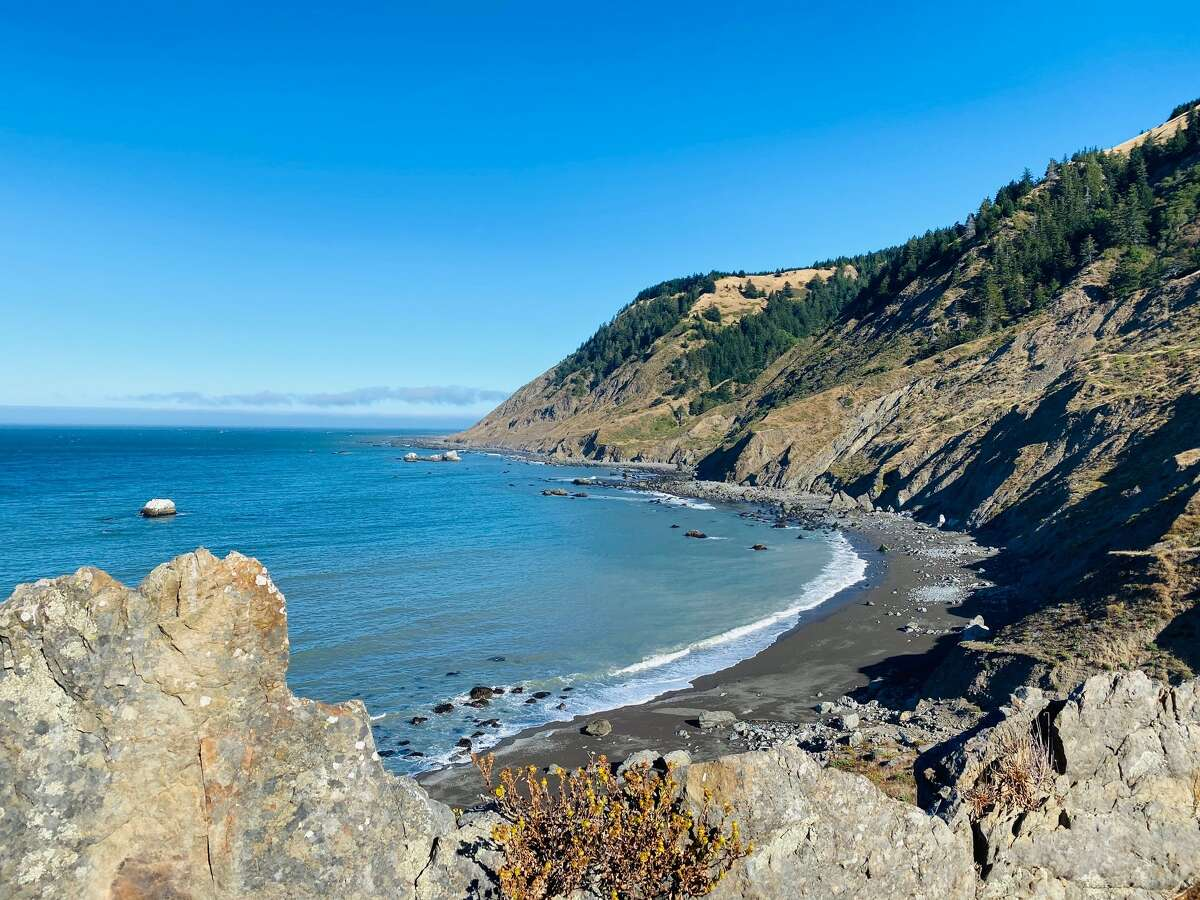 The Lost Coast is California's wildest and most remote coastline.