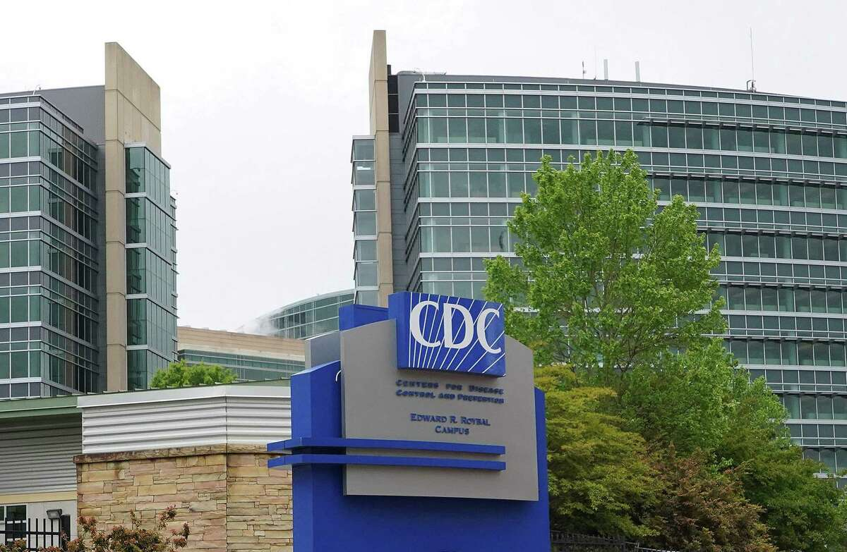 (FILES) In this file photo taken on April 24, 2020, shows the Centers for Disease Control (CDC) headquarters in Atlanta, Georgia. - The Trump administration has urged US states to get ready to distribute a potential Covid-19 vaccine by November 1, media reported on September 2, 2020, in the latest sign of the accelerating race to deliver a vaccine by year's end.