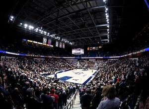 Mohegan Sun Arena says it is considering all options in regards to hosting a college basketball bubble.