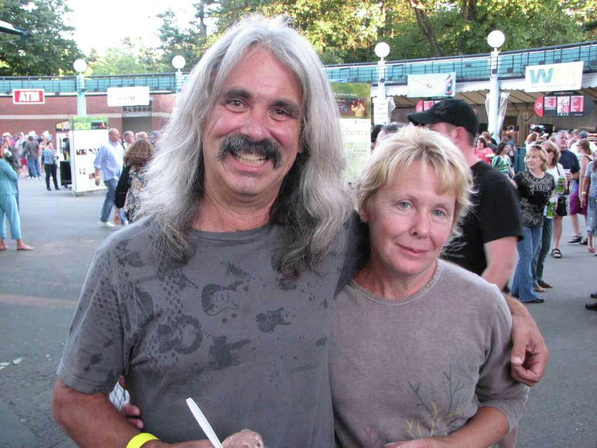 Were you seen at Tom Petty at SPAC?
