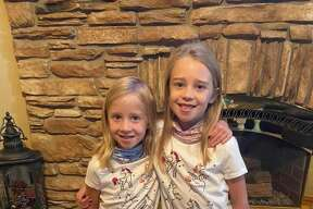 Gabby and Raelyn, Morley Stanwood Community Schools