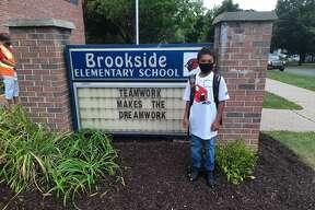 Quentin, 3rd grade, Brookside Elementary School