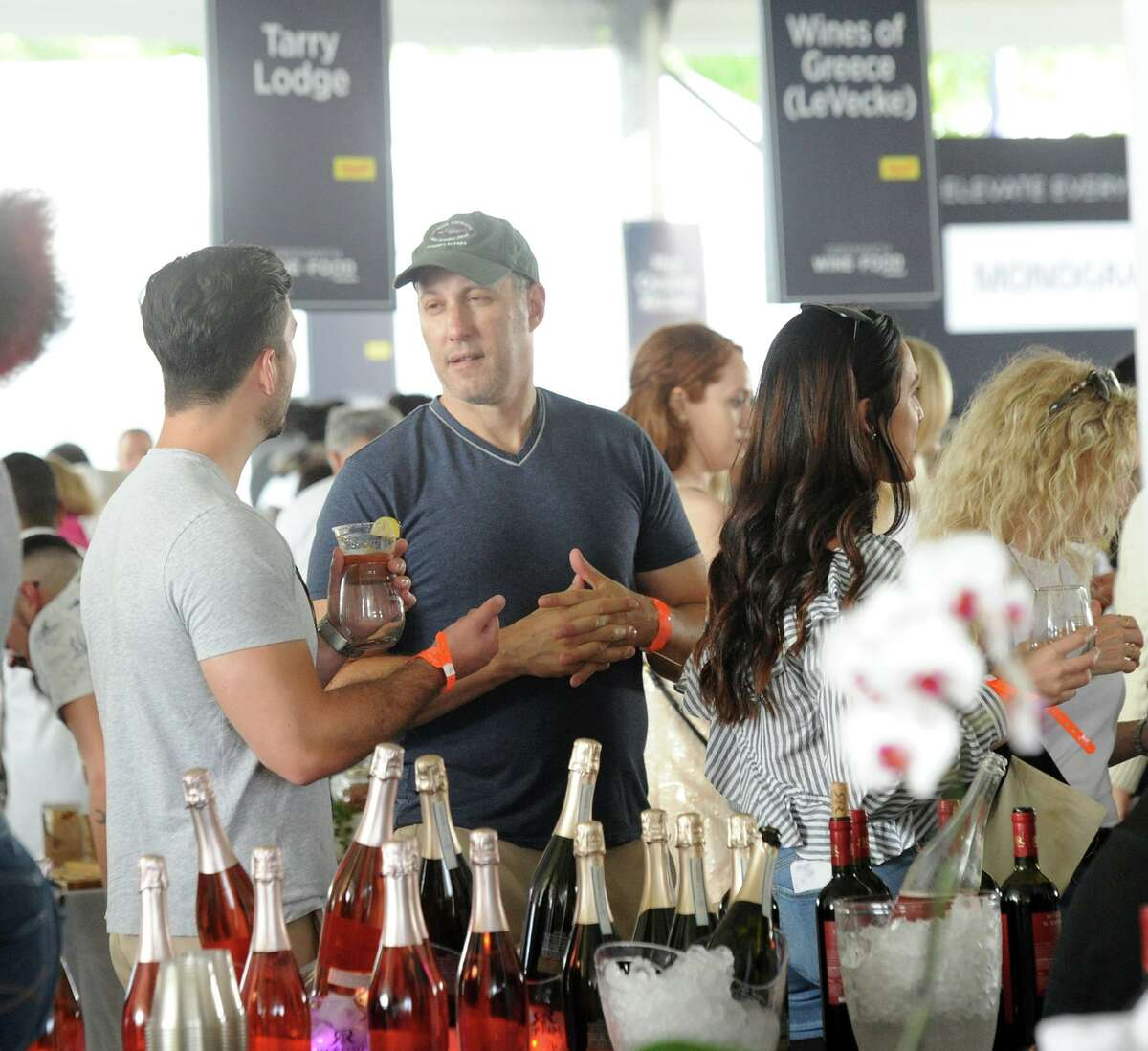 The annual Greenwich Wine + Food Festival at Roger Sherman Baldwin Park won't be able to go forward as hoped but plans are underway for two of them in 2021.