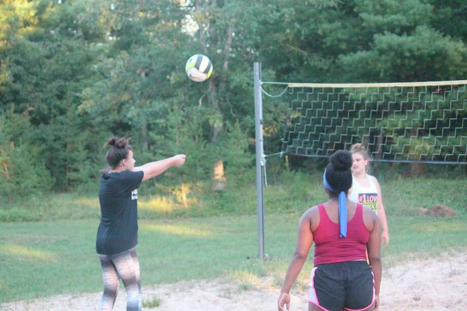 Baldwin's volleyball team hopes to move indoors very soon. (Star file photo)