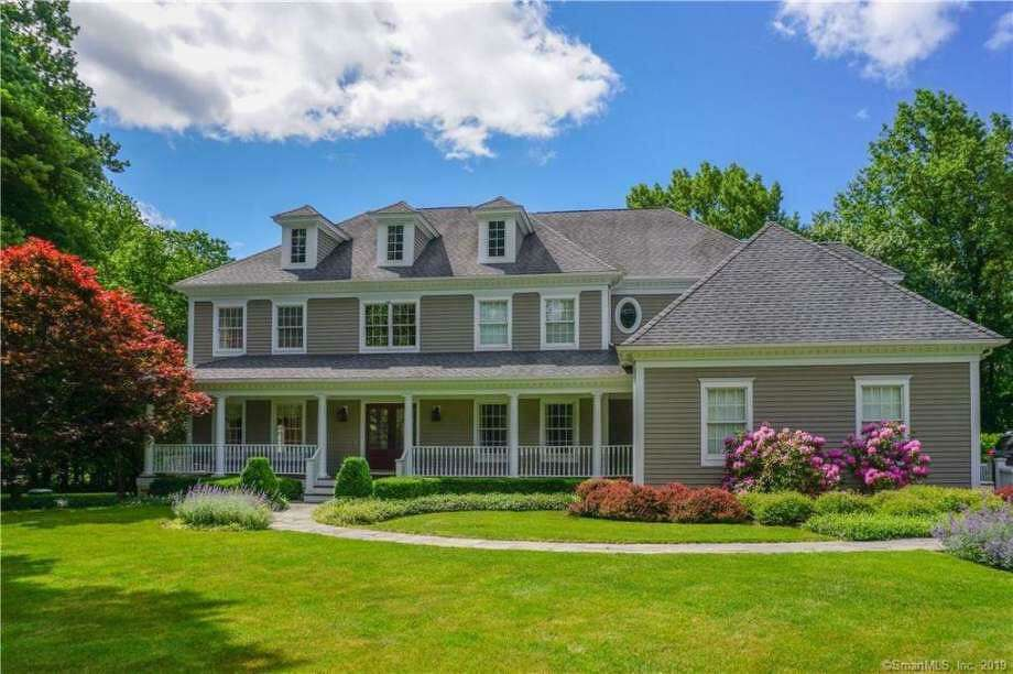 This home at 98 Farmingville Road sold for $1,060,000 on Sept. 27, 2019. It was one of 16 homes to sell for over a $1 million in Ridgefield during the third quarter last year. Photo: Realtor.com