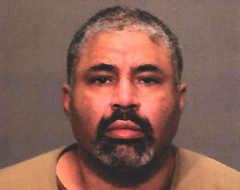 Charles Figueroa was charged with two counts of assault and home invasion in the incident in Greenwich in May 2019, police said. Photo: Contributed / Greenwich Police Department