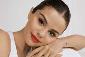 Selena Gomez's Rare Beauty launches its first line of beauty products sold exclusively at Sephora.