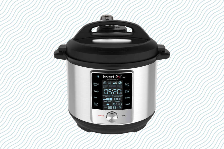 Instant Pot Max, $79.99 on Amazon (Normally $149.99) Photo: Amazon/Hearst Newspapers